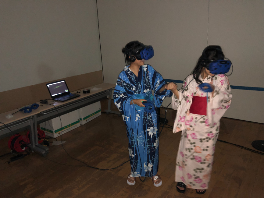 VR レンタル