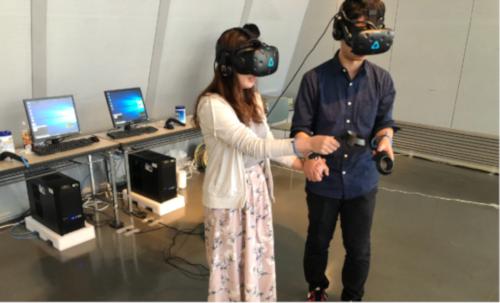 VR消火器レンタル